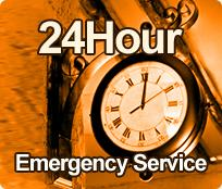 24 Hour Emergency Service in 91203