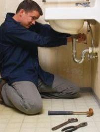 Glendale plumbing contractor fixes a leaky bathroom sink