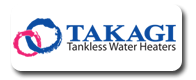 We Install Takagi Tankless Water Heaters in 91206